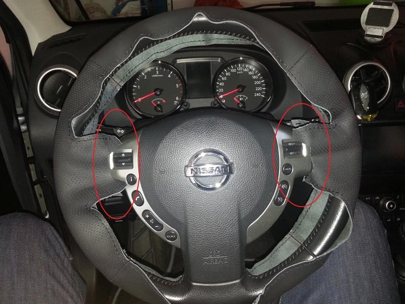 Bardzo dobry Wytarta kierownica w QQ J10 - porady co zrobić z tym fantem HY14