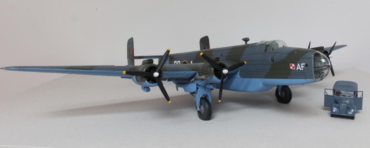 72 Airfix - Halifax C MK.VII - Page 3