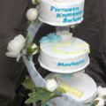 """http://www.cakestudio.pl """"CAKE STUDIO"""" przygotuje tort na komunię Twojego Dziecka. Sprawdź szczegóły na stronie http://www.cakestudio.pl lub profilu http://www.facebook/cakestudiowarszawa #tort #ciasta #TortKomunijny #TortNaKomunię"""