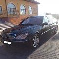 #Mercedes #W220 #S500
