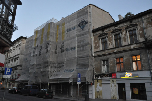 Bydgoszcz Sniadeckich 41 #Bydgoszcz #kamienica #remont