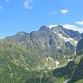 Rysy z Szpiglasowej przełęczy #CzarnyStaw #góry #Rysy #tatry