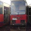 Tramwaj #cmentarz #lubicz #toruń #tramwaje