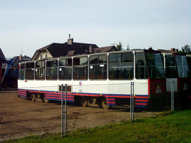 Konstal ze Szczecina #cmentarz #lubicz #toruń #tramwaje