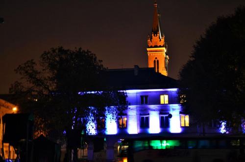 Festiwal kinetycznej sztuki światła 2013