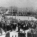 Wręczenie sztandaru marzec 1919 #NoweMiasto