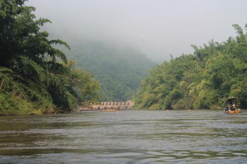 na rzece Kwai #Tajlandia