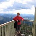 Widoki z wieży #Góry #BaraniaGóra #BeskidSląski