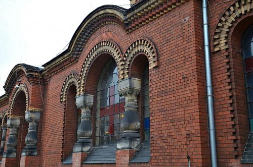 kościół garnizonowy św.Jerzego w Łodzi