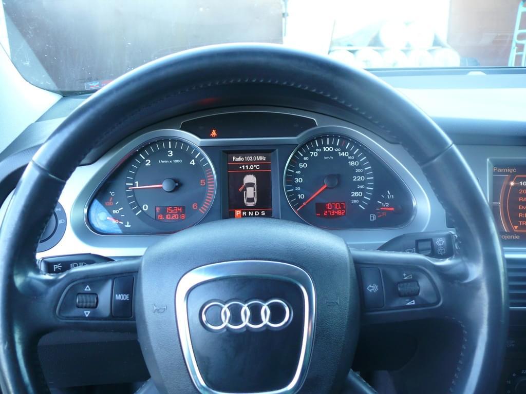 Kupno Audi A6 2 7 Tdi Kombi Quatrro C6 2004 2011