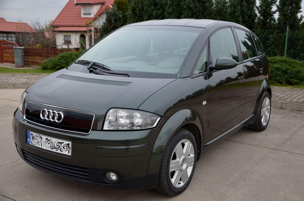 Zakup Audi A2 Opinie Pozostałe