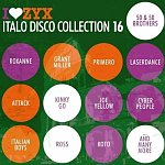 VA - ZYX Italo Disco Collection Vol.16 3CD (2013)