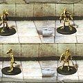 Kobold szkielet #Dragons #Dungeons #Figurki #handmade #Lochy #miniatures #Ręczne #Smoki