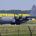 Lockheed C-130 E Hercules Poland - Air Force #lotnictwo #samoloty #pentax #spotting #EpktSpotters