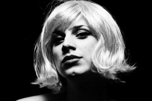 jak Marilyn M. :-) #portret