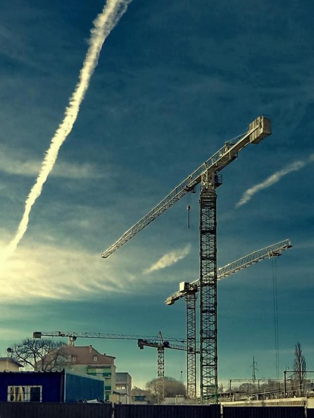 *_* #żuraw #żurawie #budowa