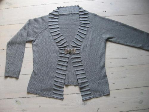sweterek z baby alpaka silk #BabyAlpakaSilk #sweterek