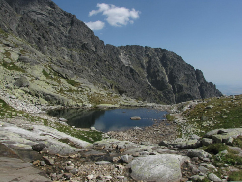 Dolina Małej Zimnej Wody - Malá Studená dolina