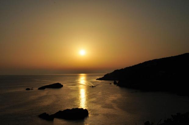 Czarnogóra #Czarnogóra #Montenegro #Ulcinj #ZachódSłońca #plaża #skały #morze #lato #Sommer #Sonnenuntergang