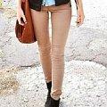 Rurki beżowe Terranova. Rozmiar S. Stan jak nowy #ubrania #modne #tanio