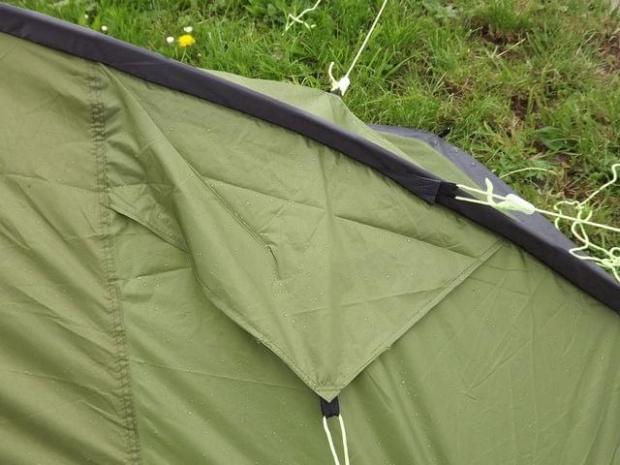 namiot trekingowy z lidla